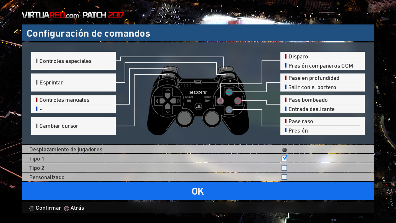 PS3 GamePad + Buttons mod by Txak