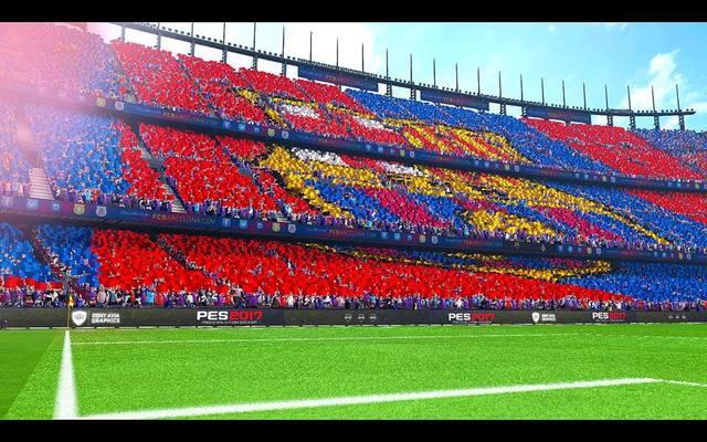 Mosaic Stadium pack by Eslam El-Ahlawy