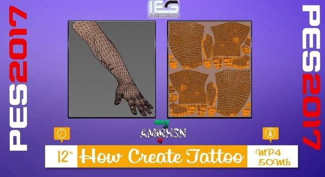 Tutorial de cómo crear tatuajes by Amir.Hsn7
