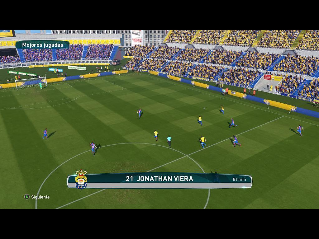 Estadio de Gran Canaria 16/17 by Santi69