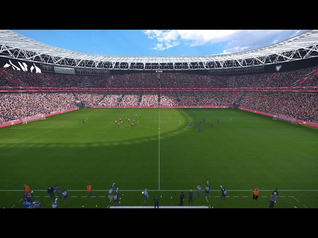 Estadio Nuevo San Mamés by Santi69