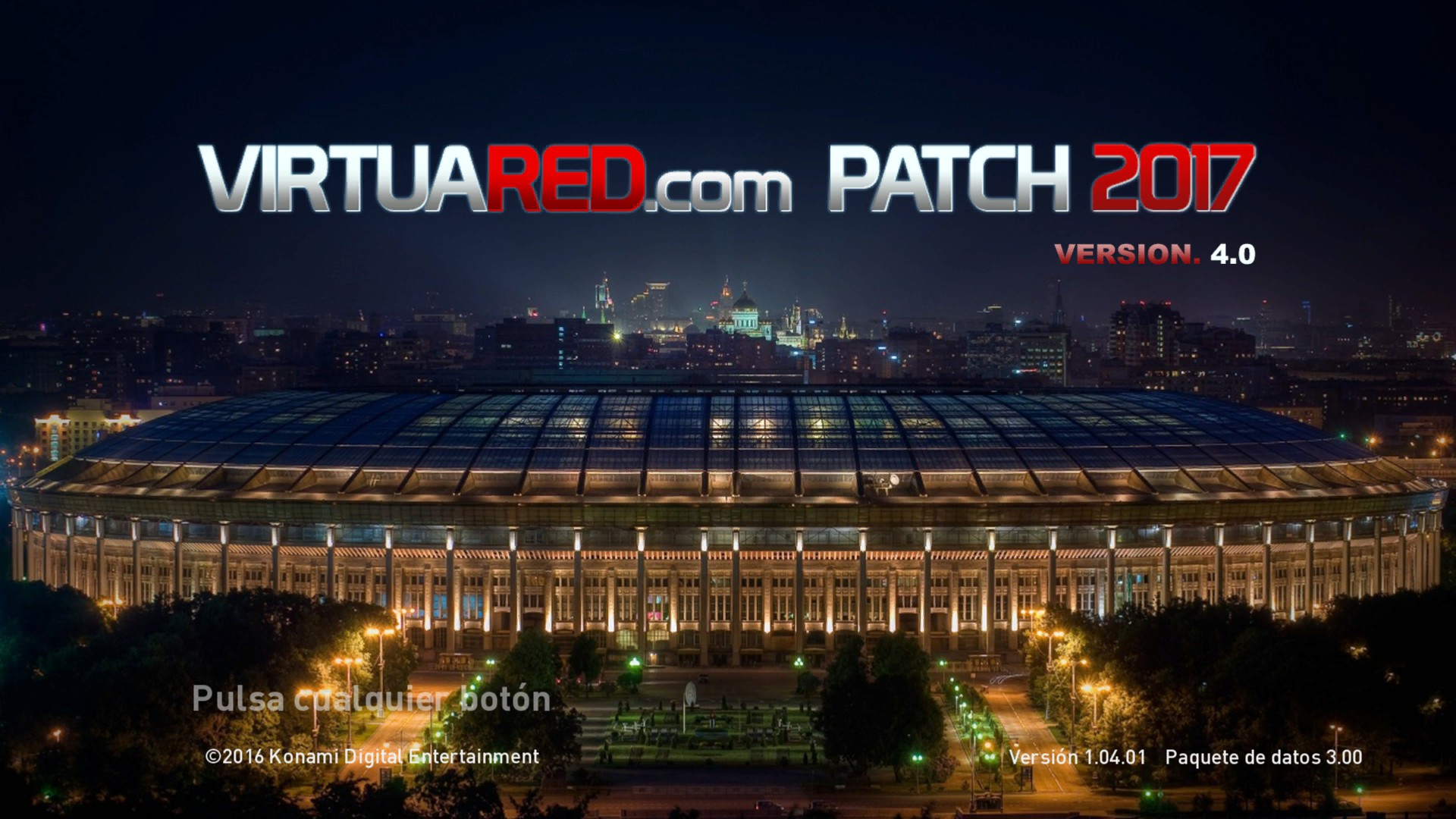 VirtuaRED.com Patch 2017 v4.0 ¡YA DISPONIBLE!