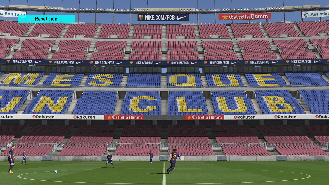 Camp Nou Mod by Txak