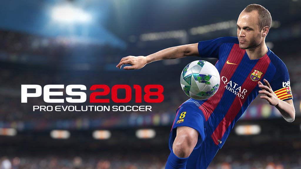 Konami lanzará nuevo parche para PES2018 este mes
