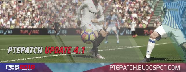 PTE Patch 2018 v4.1
