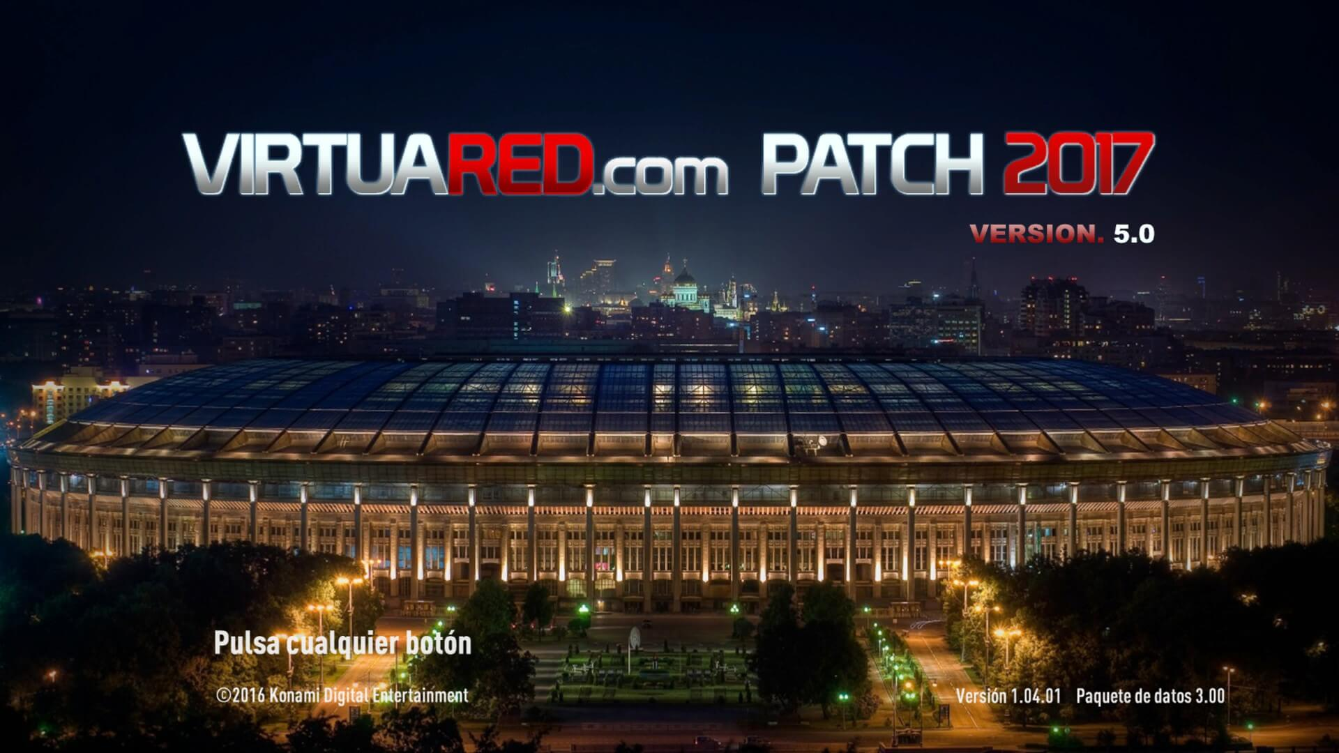 VirtuaRED.com Patch 2017 v5 ¡¡YA DISPONIBLE!!