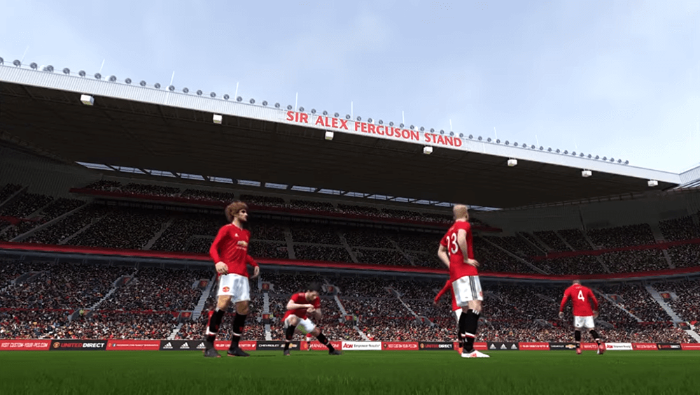 Old Trafford v0.5 by Durandil67