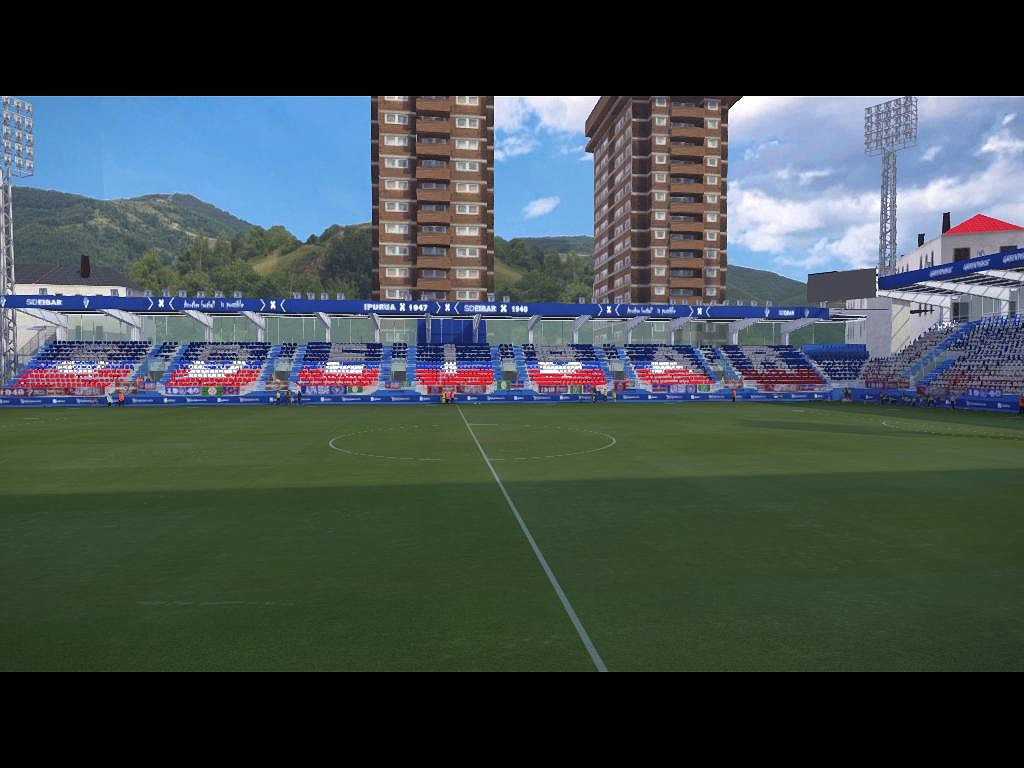 Ipurua stadium (SD Eibar) by Santi69