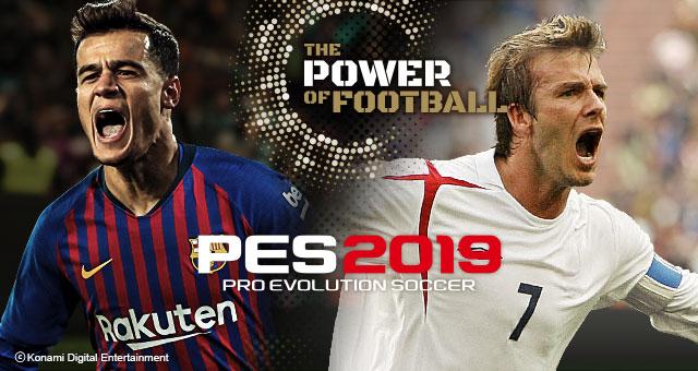 Konami publica nuevos avances de PES 2019