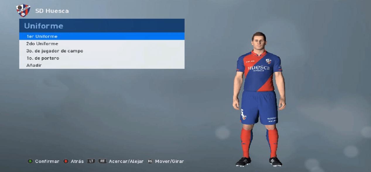 La Liga Kits 2018 19 v1