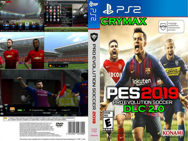 PES 2019 BETA 2.0 by Crymax