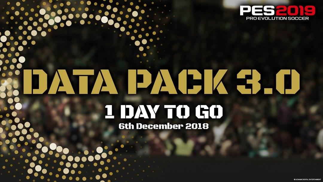 ¡Data Pack 3.0 ya disponible!