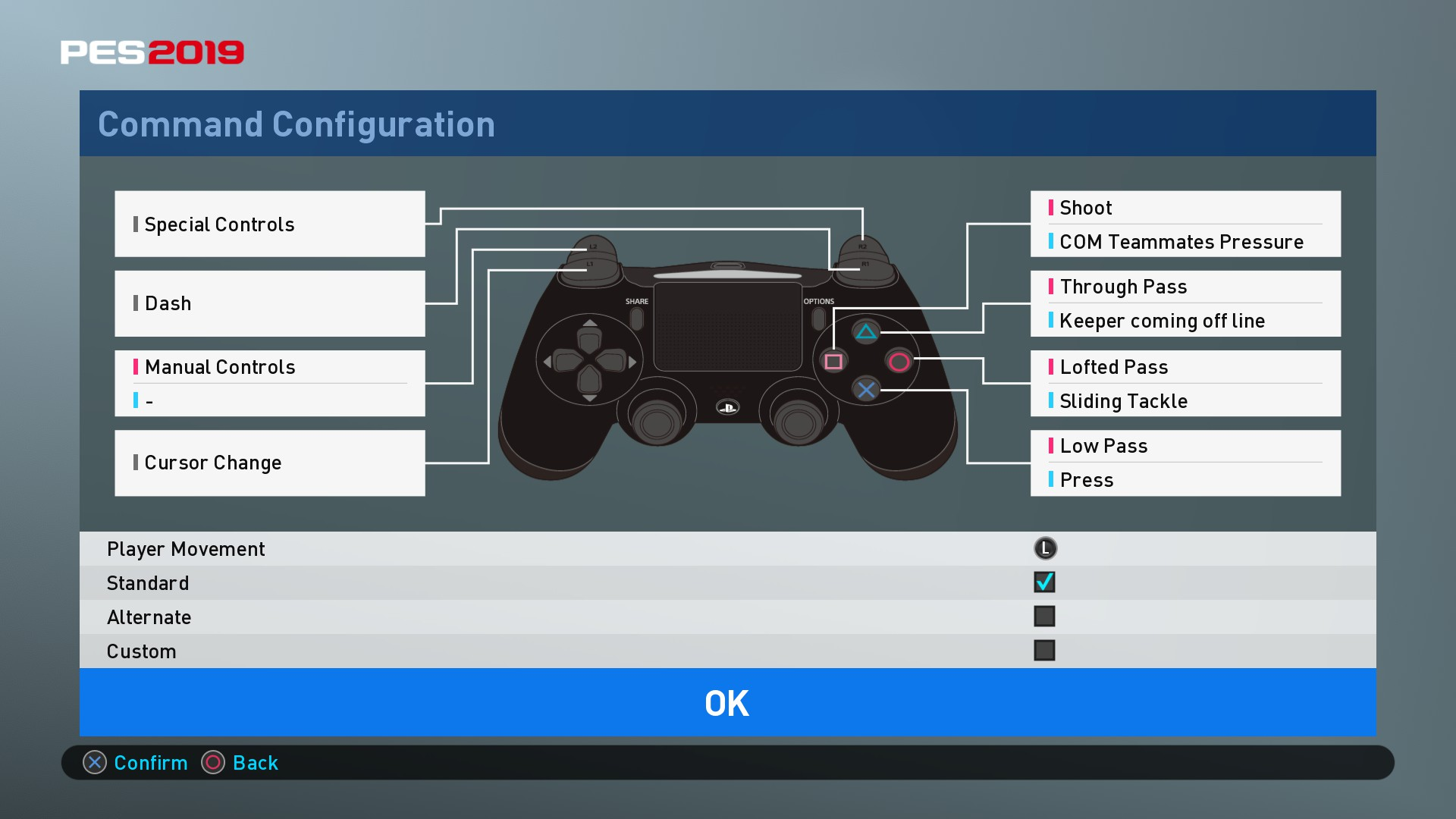 PS4 Gamepad + Button by Sargox
