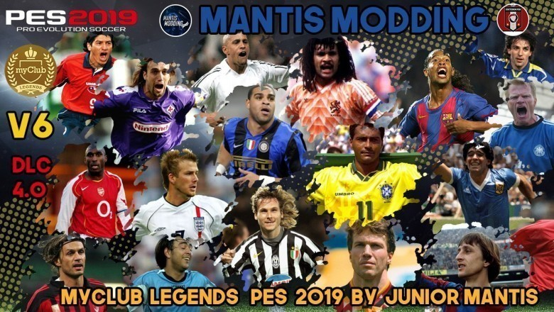 MyClub Legends Offline Mode v6 by Mantis Modding