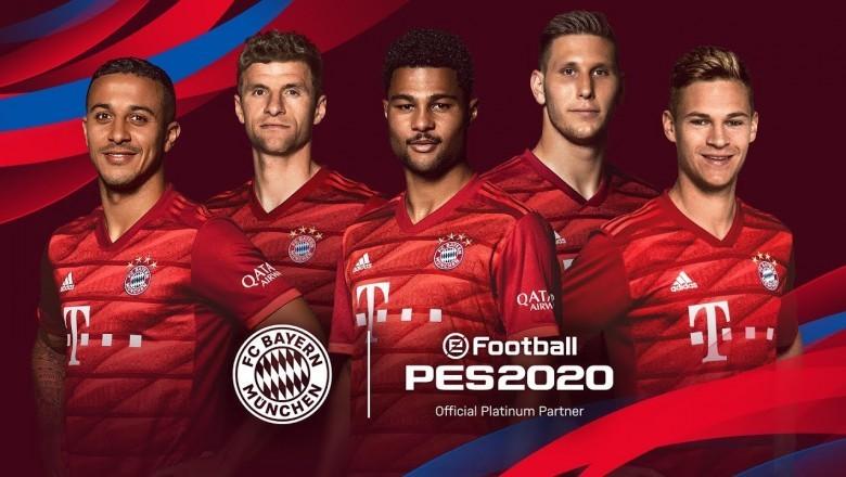 BAYERN MUNICH LICENCIADO EN EFOOTBALL PES 2020