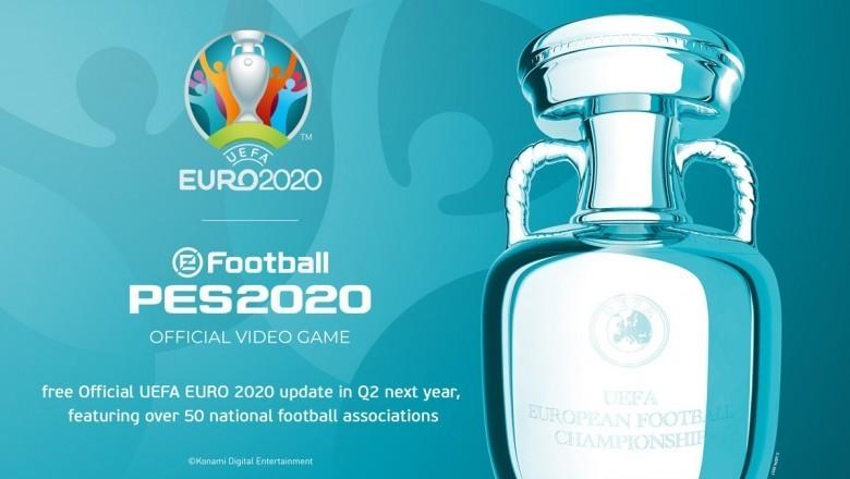 Konami anuncia un acuerdo exclusivo para la EURO 2020