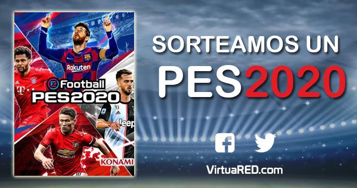 Sorteamos un eFootball PES 2020 para PC