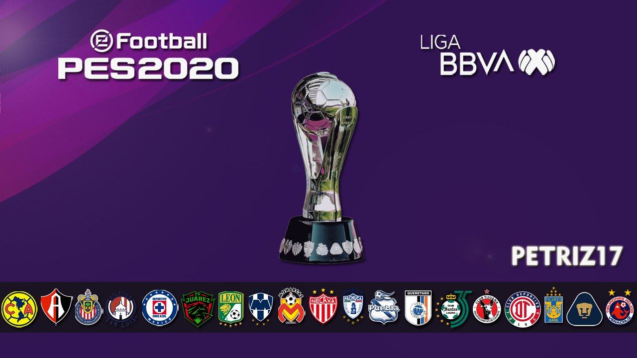 Liga MX v1.0 by Abel Petriz