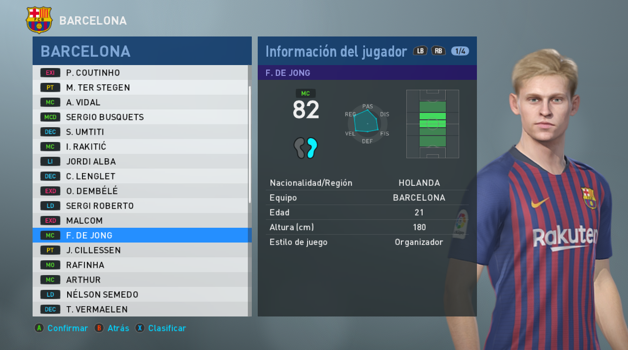 Ya disponible Latin Patch V4 para PES 2019