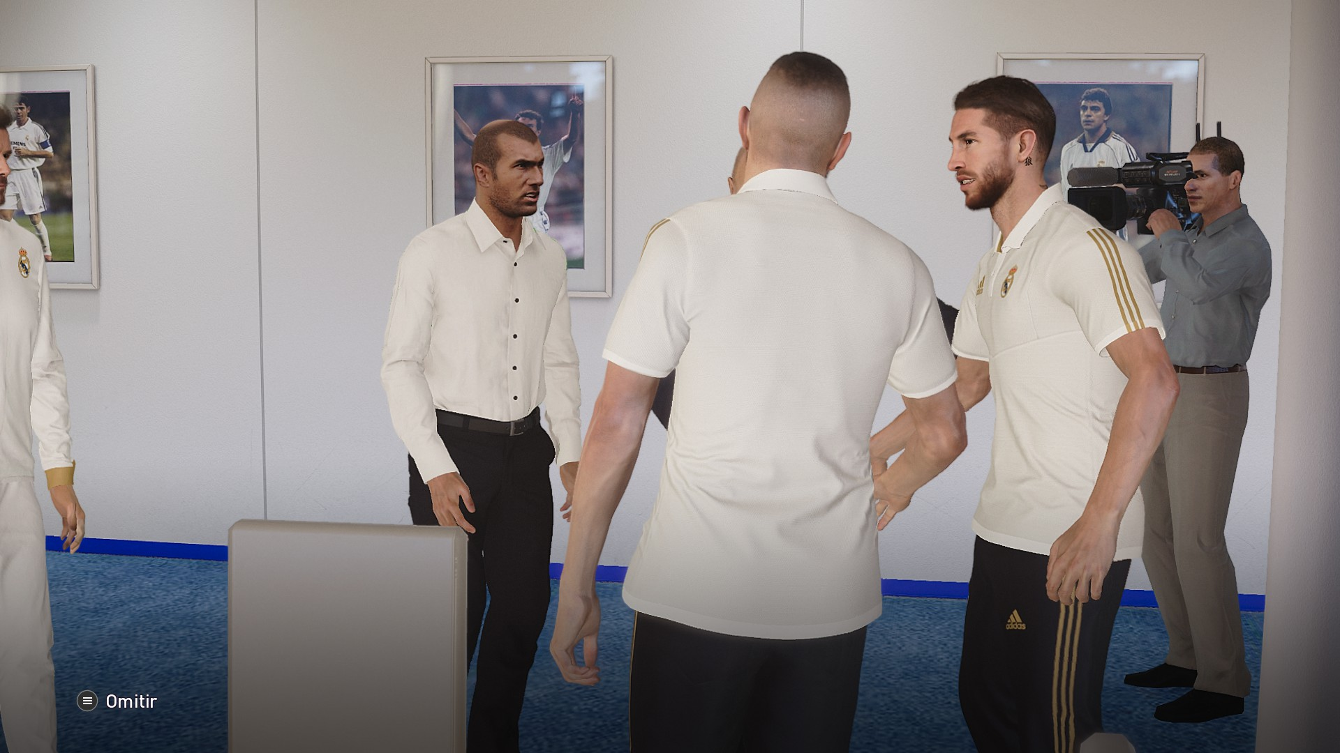eFootball PES 2020 Real Madrid Mod by xcdf86