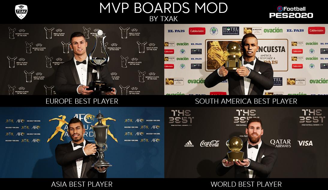 MVP Boards Mod by Txak