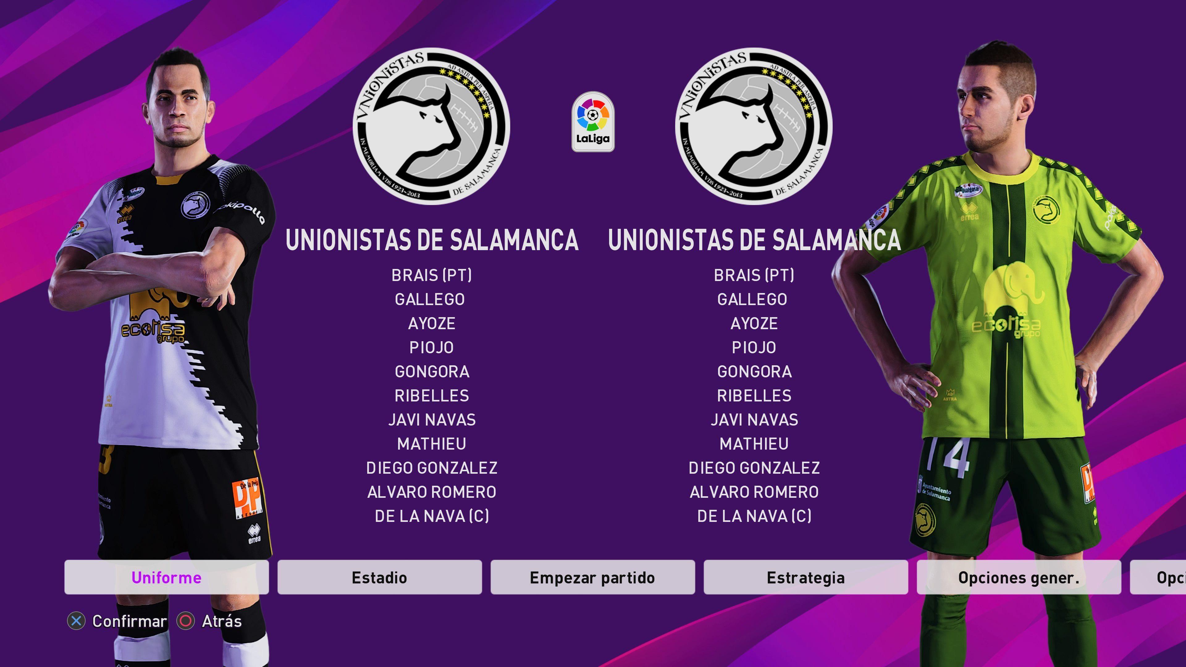 Unionistas de Salamanca CF by Funky_JR