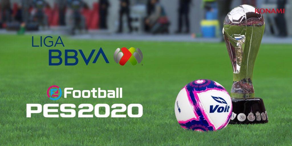 Liga MX by PES AZTK