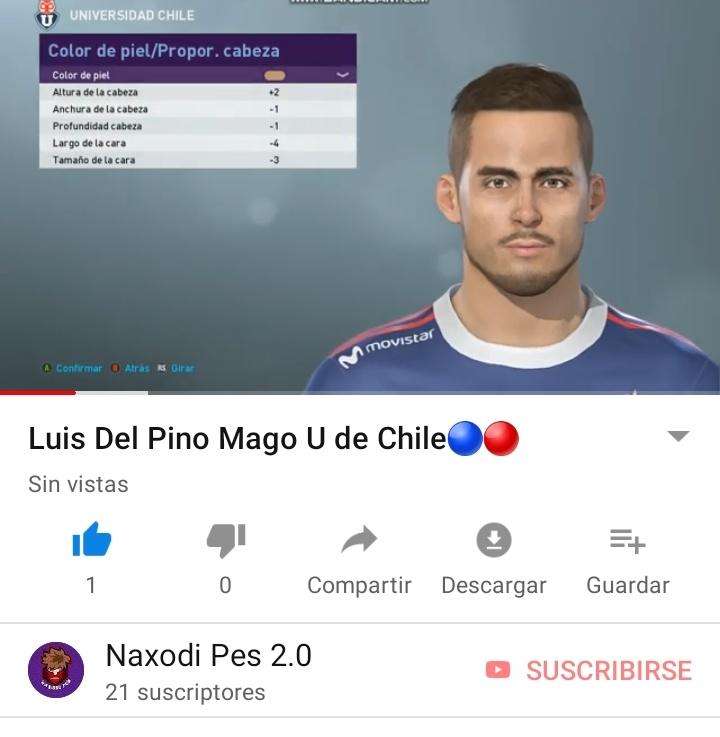 Luis del Pino Mago (editor interno) by NaxoDiPES
