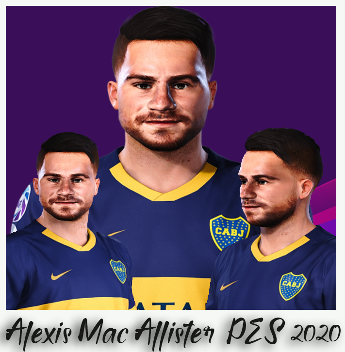 Boca Juniors face pack by Gordoumbanda