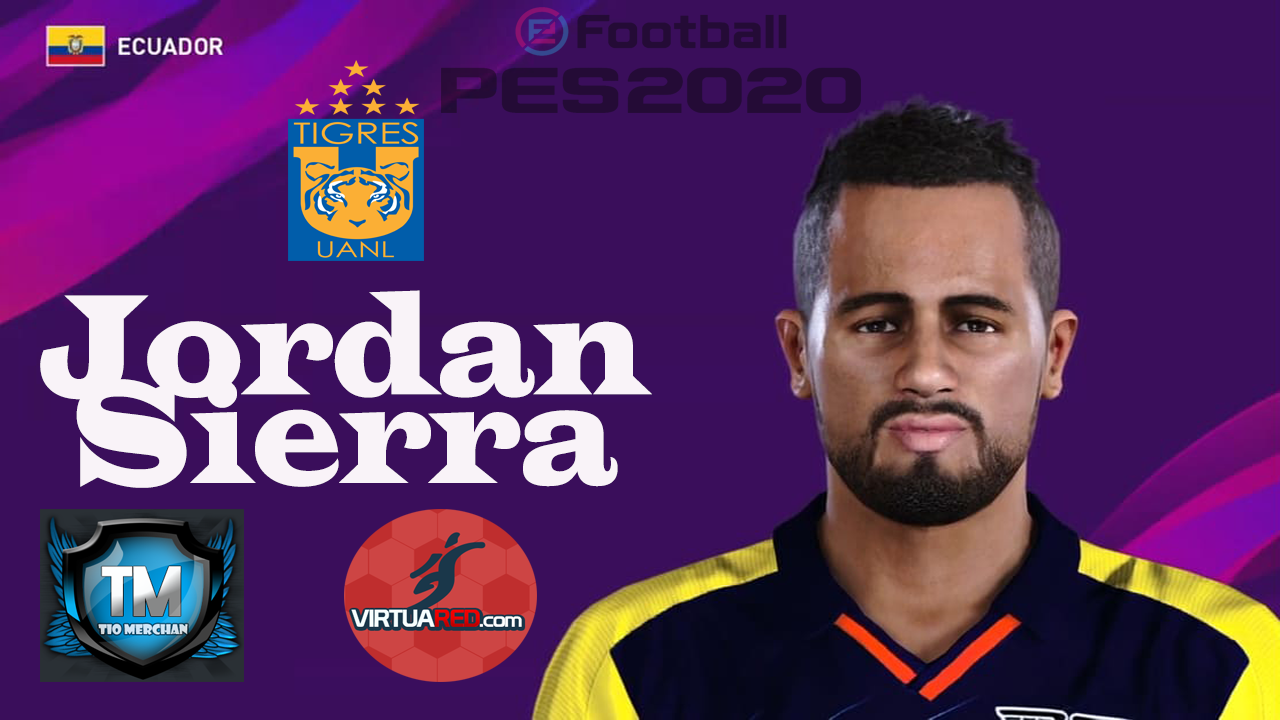 Jordan Sierra (editor interno) by Tio Merchan