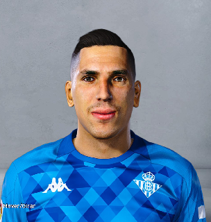 Joel Robles face by Danger_Facemaker