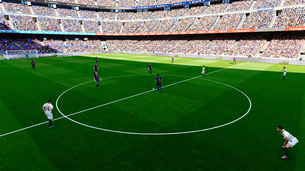 Camp Nou mod v1 by Txak