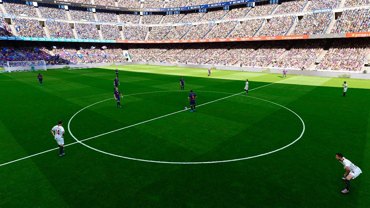 Camp Nou mod v1 by Txak