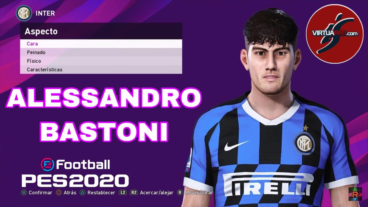 Alessandro Bastoni (editor interno) by IamRubenMg