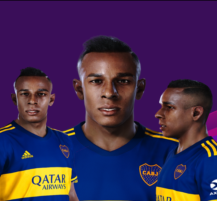 Boca Juniors faces by Gordoumbanda