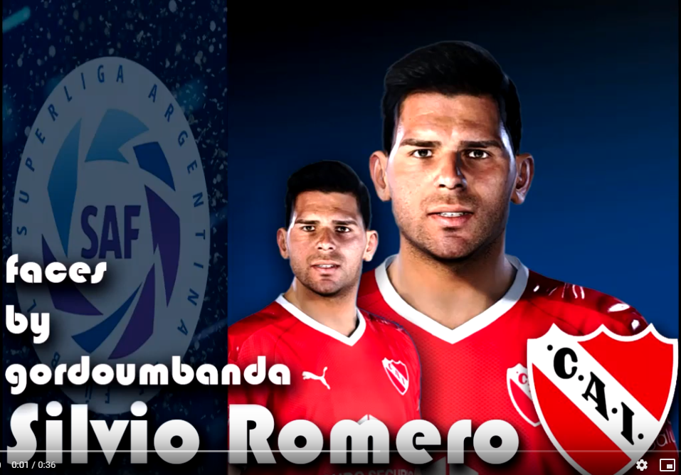 Silvio Romero face by Gordoumbanda