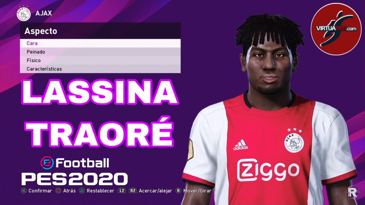 Lassina Traoré (editor interno) by IamRubenMg