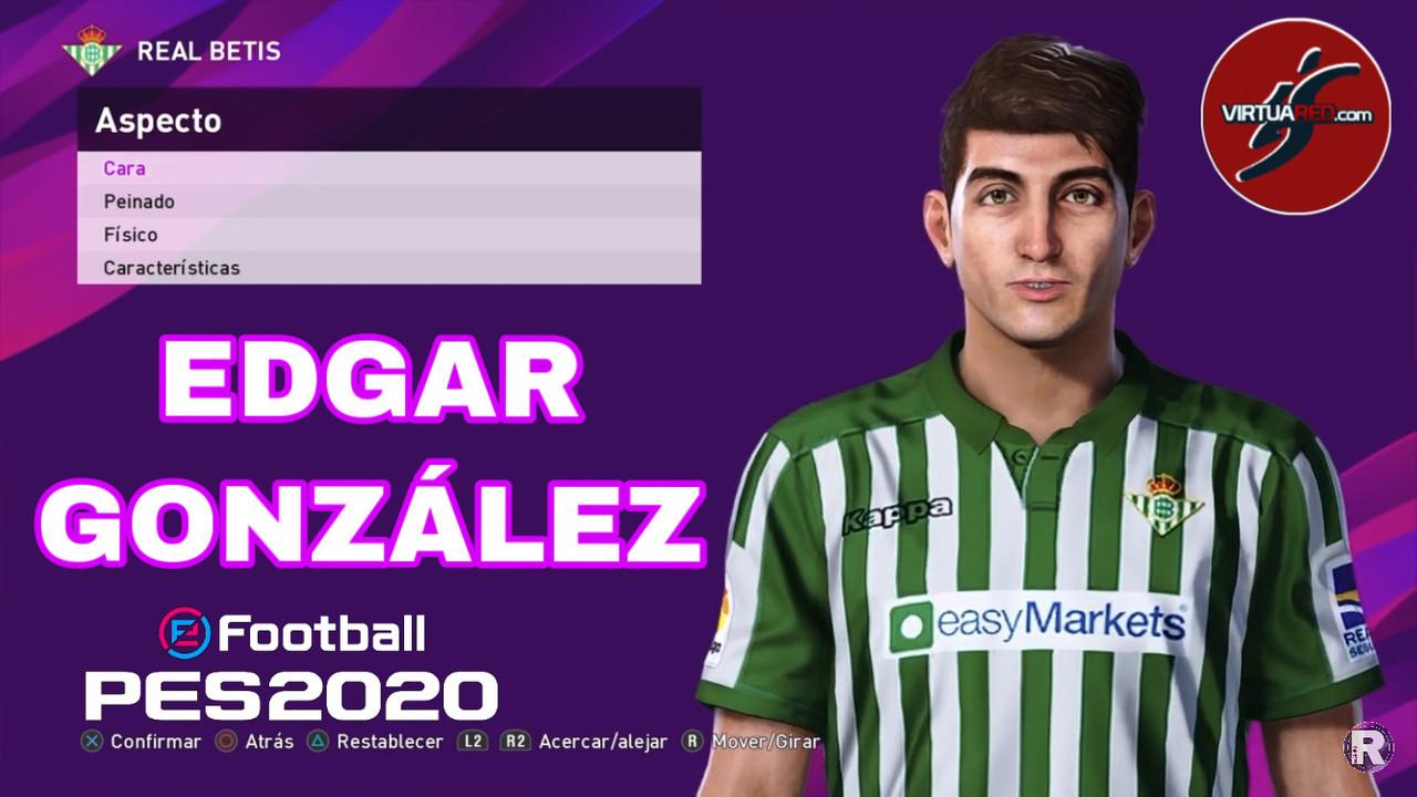 Edgar González (editor interno) by IamRubenMg