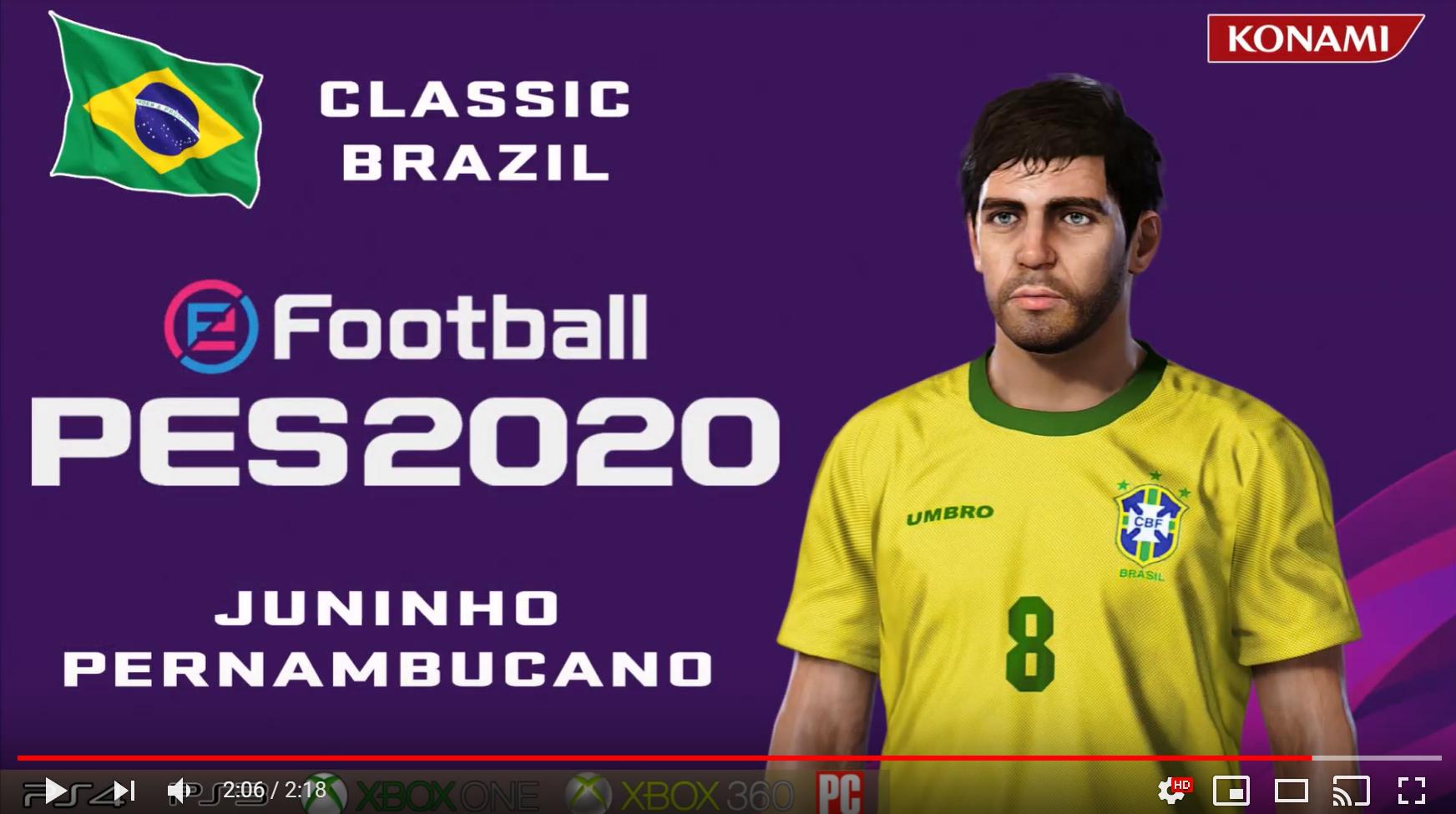 Juninho Pernambucano (face + stats) by Maquiavelo40