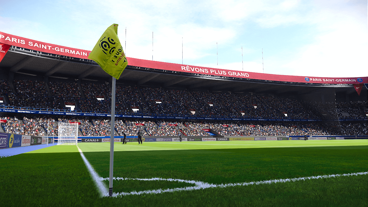 Parc des Princes by Jostike Games