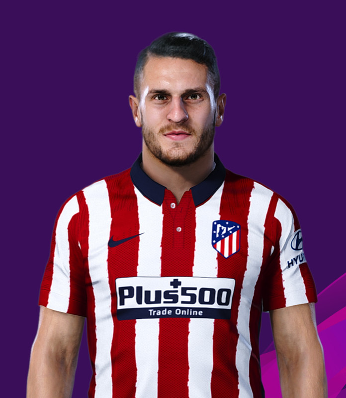 Kit home Atlético de Madrid 2020/2021 by Alexkitsx