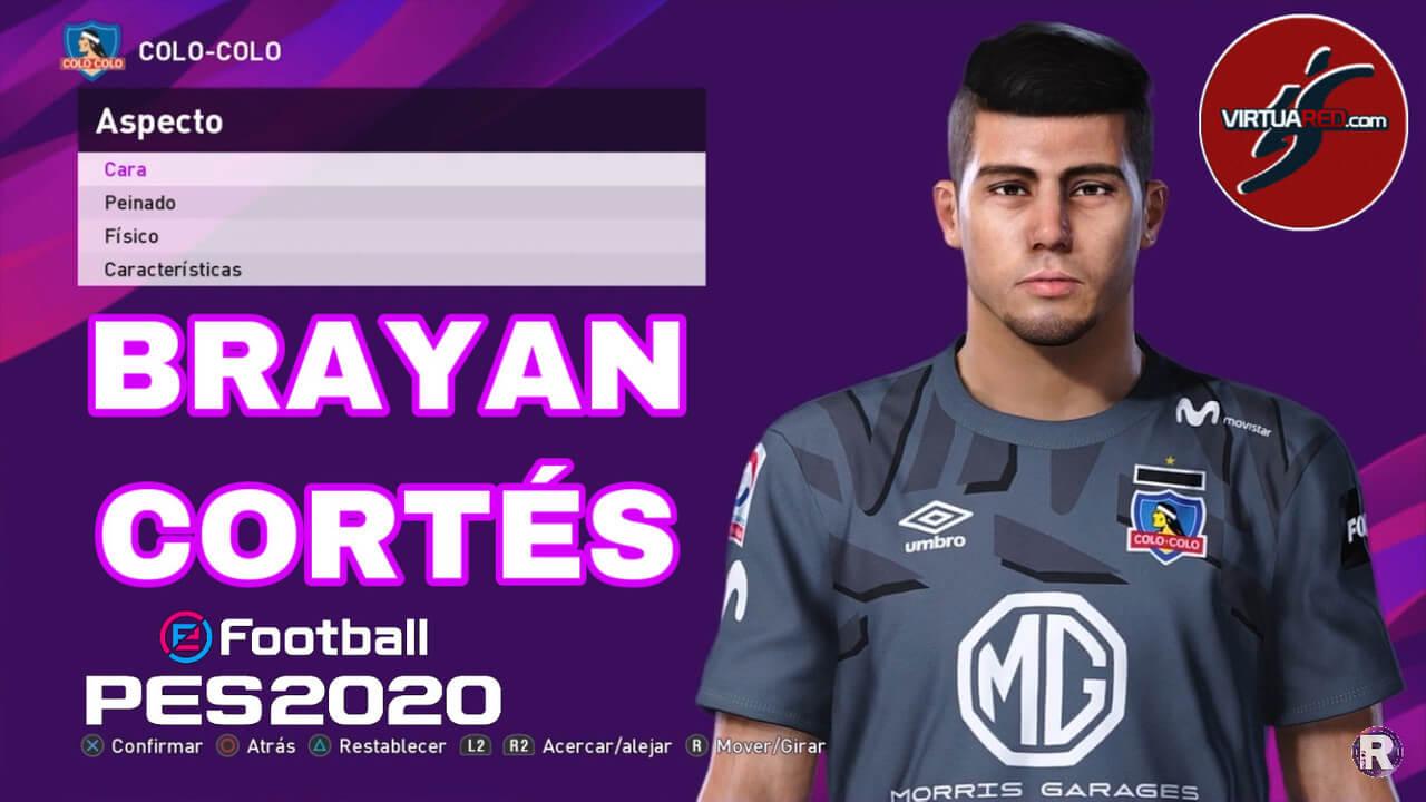 Brayan Cortés (editor interno) by IamRubenMg