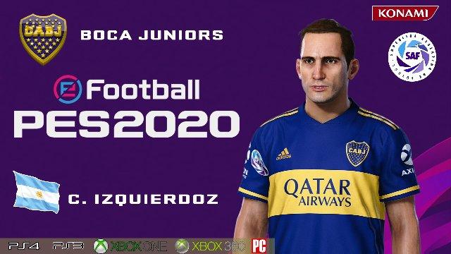 Carlos Izquierdoz (editor interno) by Maquiavelo40
