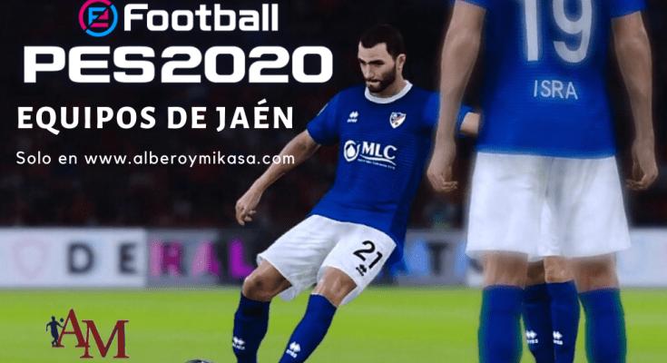 PES Albero 20: Parche Equipos provinciales de Jaén