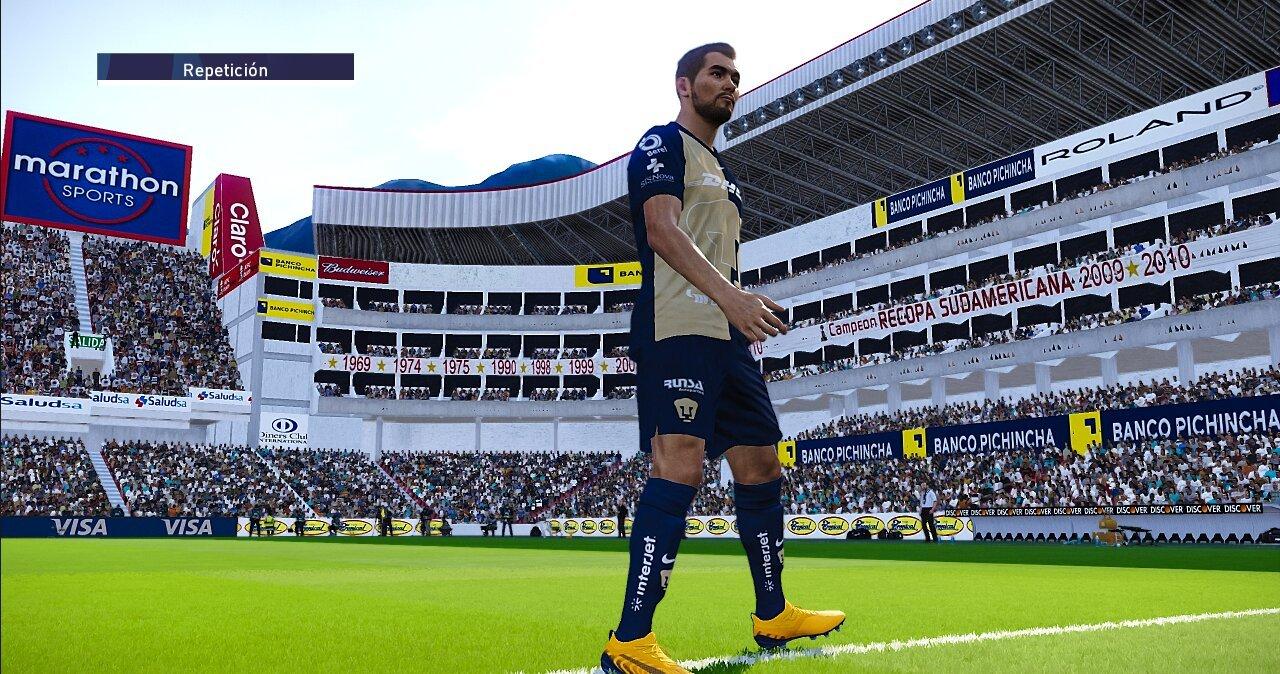 Estadio Rodrigo Paz Delgado «Casablanca» nuevos sponsors by Garythano