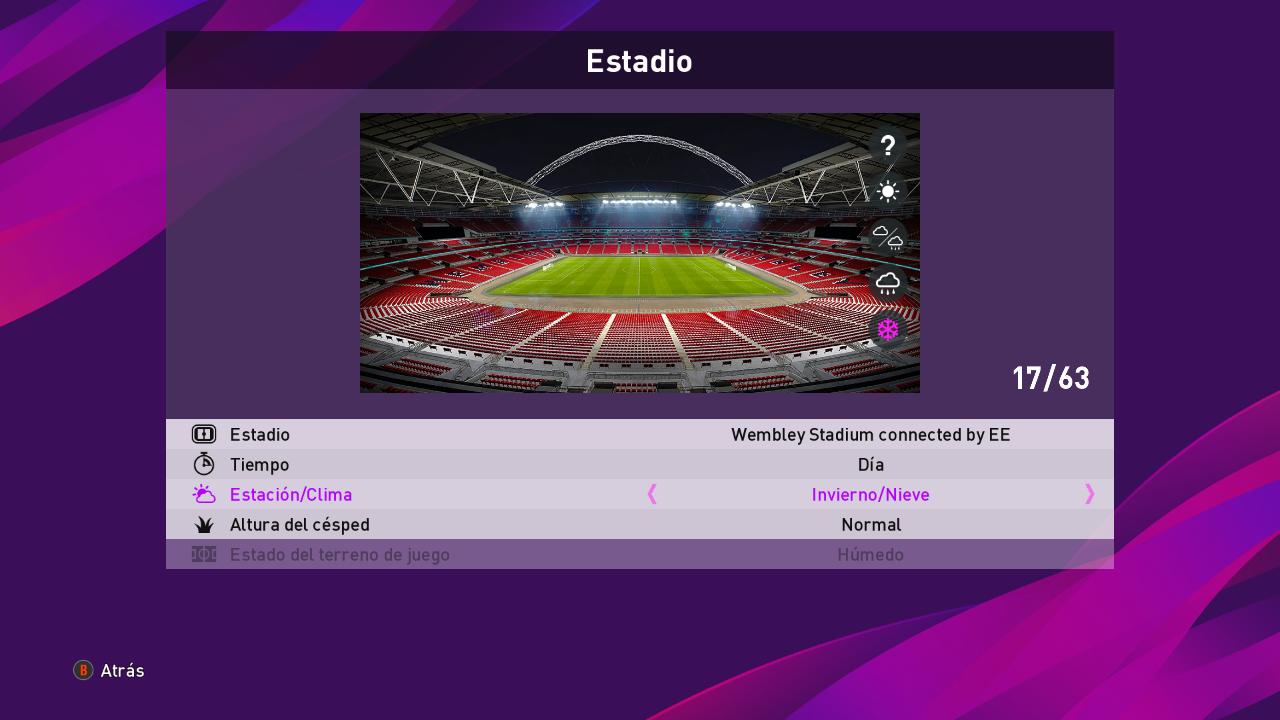 Database stadiums update DLC 7.0 by Jostike