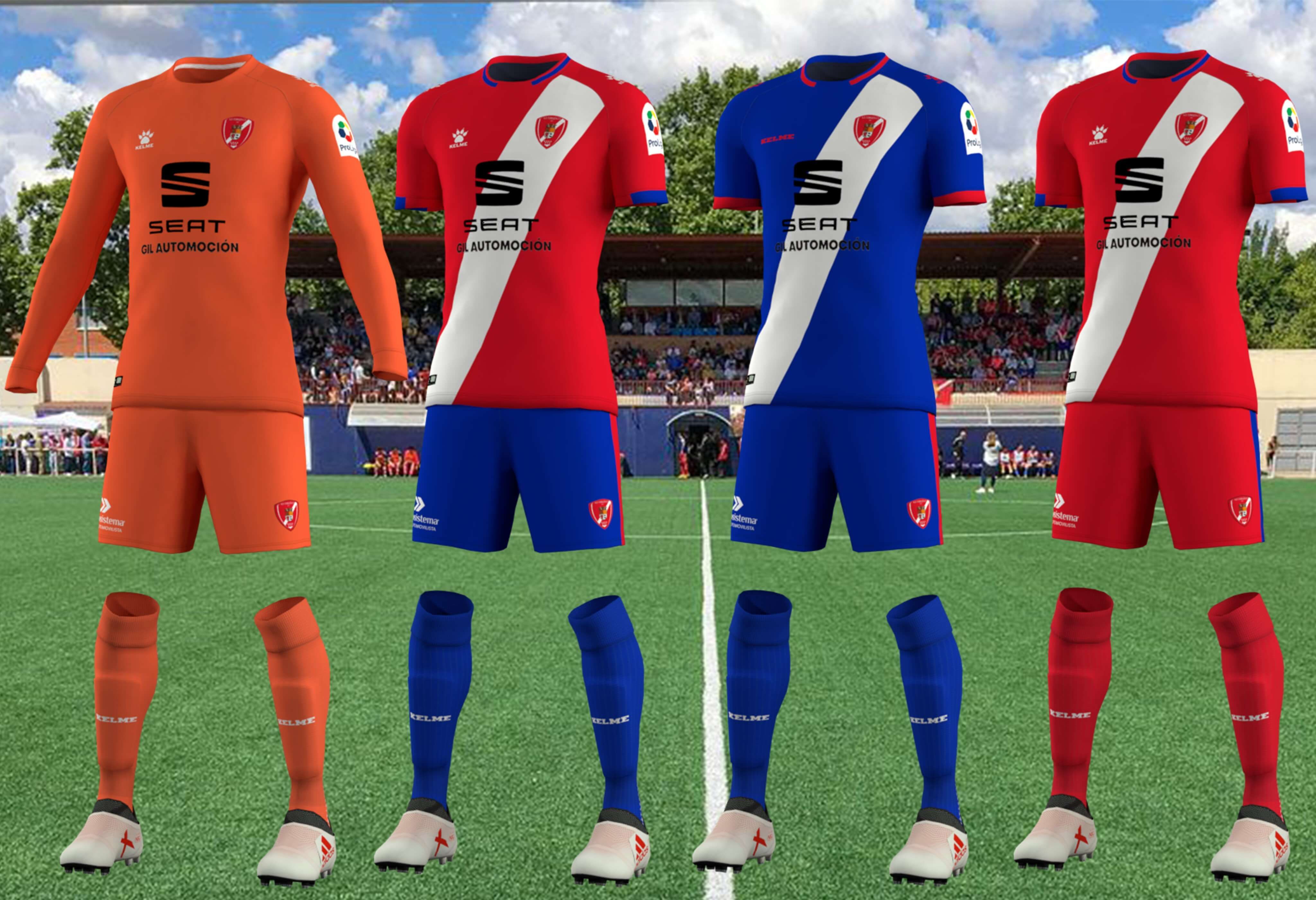 AD Torrejón kits by EPX76