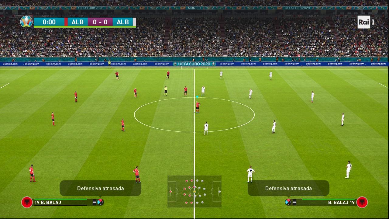 UEFA Euro 2020 scoreboard TV Logos by Geniowe2002