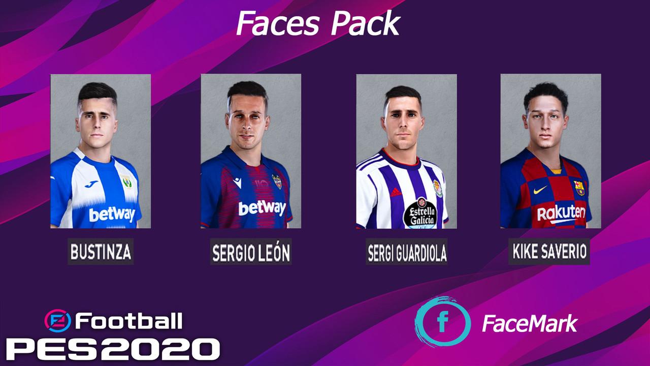 Facepack vol.5 by Marcos Mark