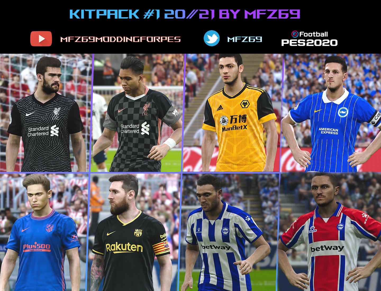 Kitpack 2020/2021by MFZ69